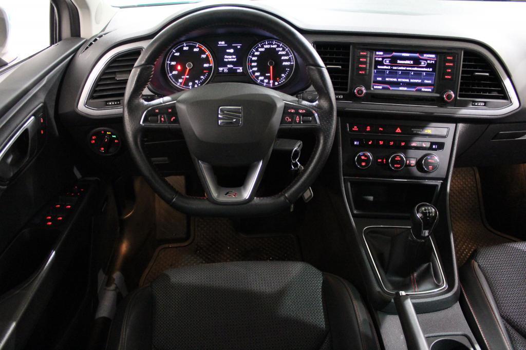 Seat Leon ST, 1,4 TSI 140 *FR* #Huippusiisti #Hyvin pidetty #Led-ajovalot #Mukavat varusteet