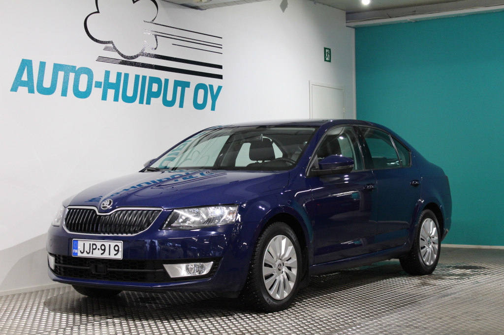 Skoda Octavia, 1,4 TSI DSG Autom. #Huippusiisti! #1-omisteinen! #Tutkat #Merkkiliikken huoltokirja!