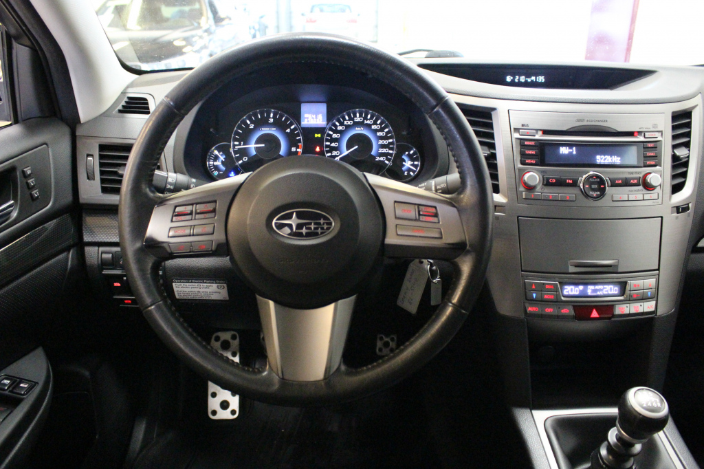 Subaru Legacy, 2,0 TD #Siistikuntoinen #Neliveto #Nahkapenkit