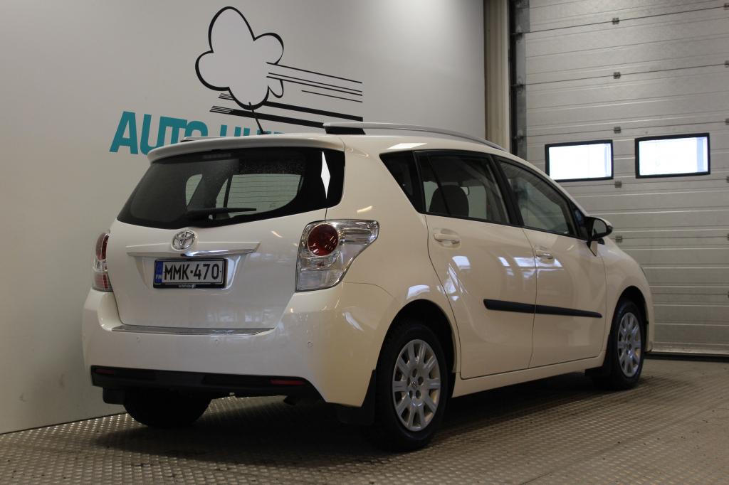 Toyota Verso, 1,6 Valvematic Life #1-omisteinen #Huippusiisti #Vähän ajettu!